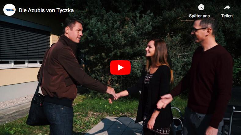 Die Azubis von Tyczka