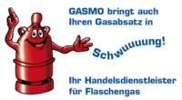 Gasmo bringt Ihren Flaschengas-absatz in Schwung!