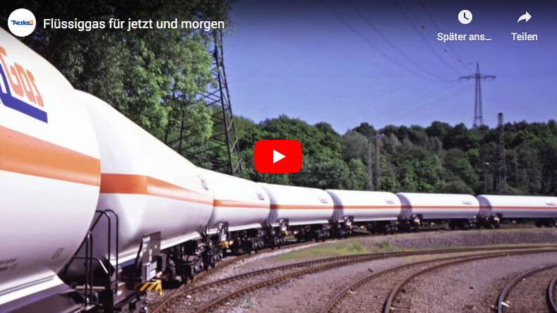 Flüssiggas-Video