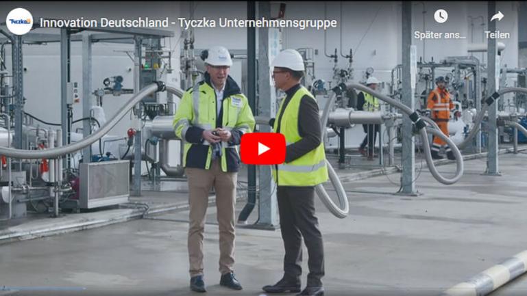 Video über die Tyczka Unternehmensgruppe - 100 Jahre Unternehmertum