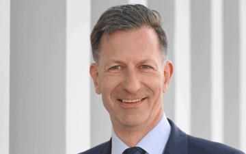 Hübner neues DVFG Vorstandsmitglied
