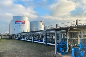 Tyczka sichert sich die Exklusiv-Umschlagsrechte für das Flüssiggaslager in Mainz