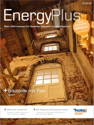 Tyczka Energy 2/2019: Gemeinsam mehr erreichen