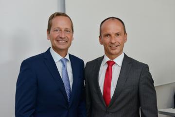 Geschäftsführer der Tyczka Energy: Dr. Frank Götzelmann und Markus Eder