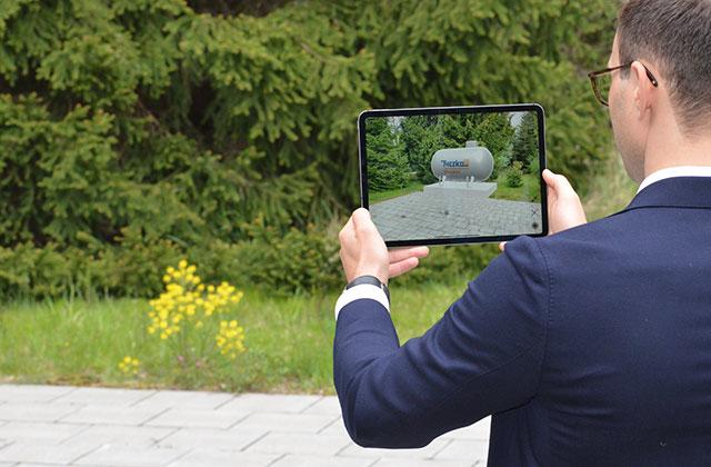 Tyczka-Augmented-Reality-App