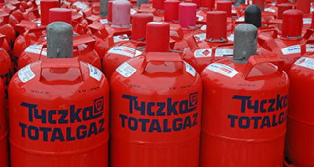 Flaschengas bestellen