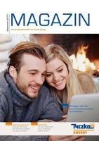 Kundenzeitschrift MAGAZIN Dezember 2017