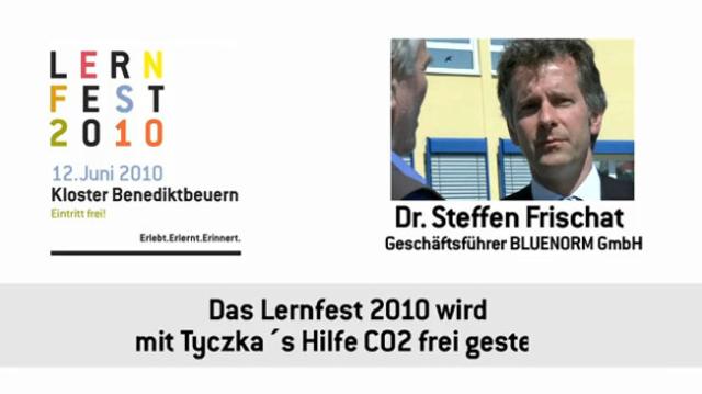 Dr. Steffen Frischat, BLUENORM GmbH